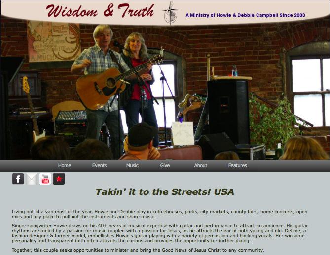 Wisdom and Truth Website